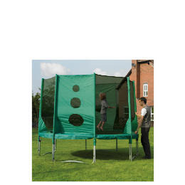 Tp 12Ft Activo Trampoline With Surround Reviews