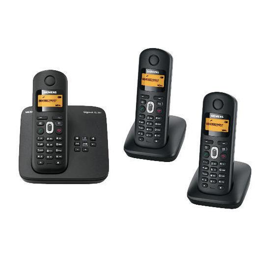 Siemens Gigaset AL185 Triple Phone