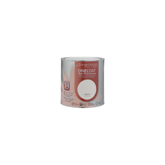 ONE COAT WASHABLE MATT MAGNOLIA 2.5L
