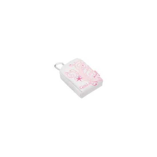 Golla Digital Camera Bag - White/Pink