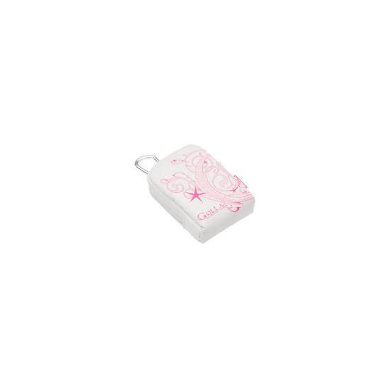 Golla Digital Camera Bag - White/Pink