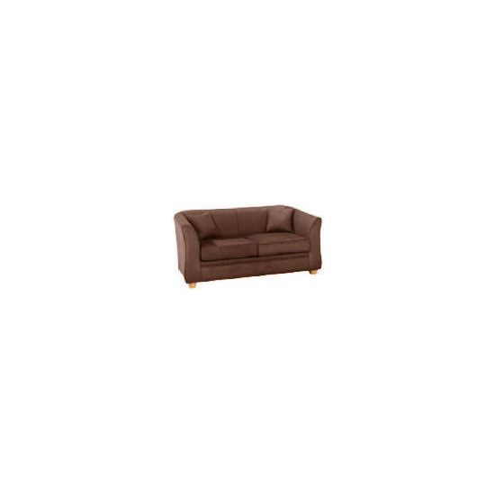 Kensal Dark Brown Sofa Bed