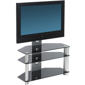 Photo of Iconic UKGL-410-BLK TV Stand TV Stands and Mount