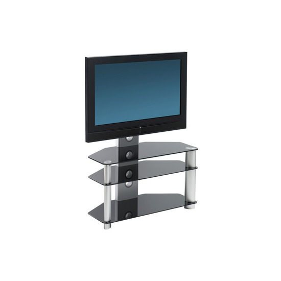Iconic UKGL-410-BLK TV Stand