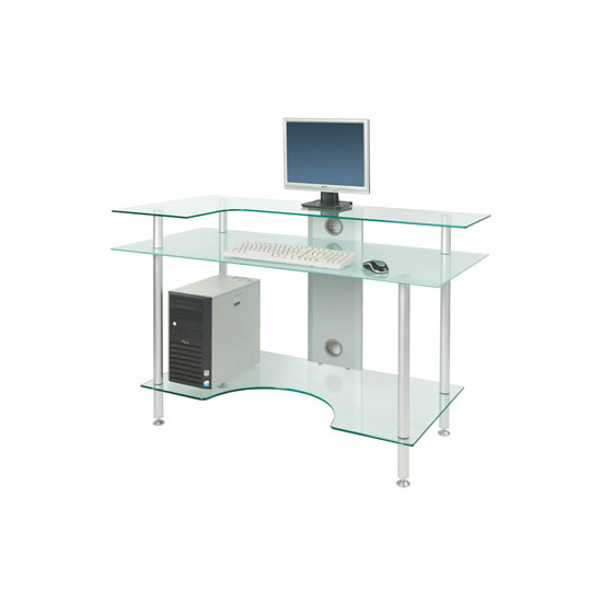 Jual PC001-F Large Computer Desk