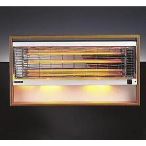 Photo of Dimplex Wall Mounted Radiant Fire Electric Heating