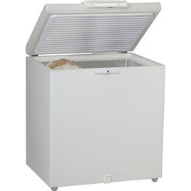 Whirlpool 207 litre Chest Freezer - White Reviews