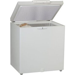 Photo of Whirlpool 207 Litre Chest Freezer - White Freezer