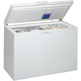Whirlpool 292 litre Chest Freezer in White Reviews