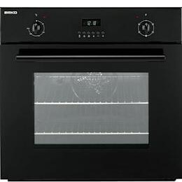 Beko 60cm Electric Single Oven - Black Reviews