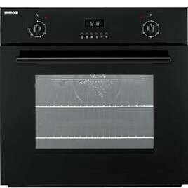 Beko 60cm Electric Single Oven - Black Reviews