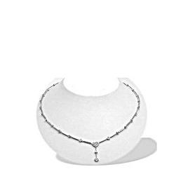 9K W/G Diamond Collar (0.31ct) Necklace Reviews