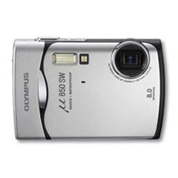 Olympus Mju 850 SW Reviews