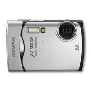 Photo of Olympus Mju 850 SW Digital Camera