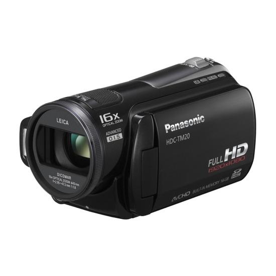 Panasonic HDC-TM20