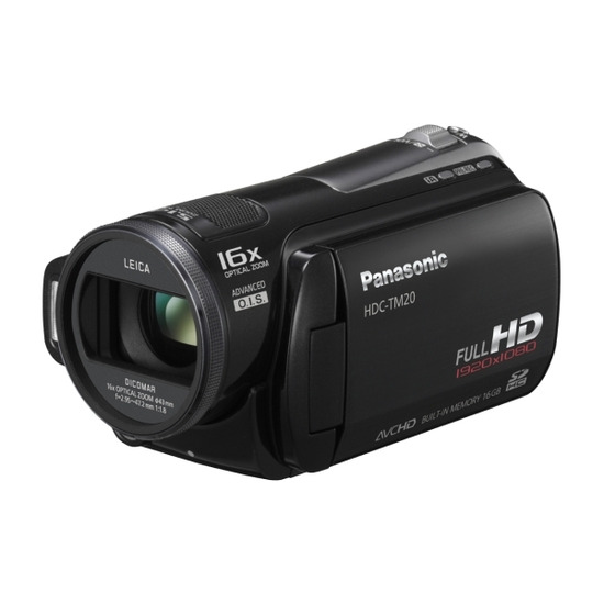 Panasonic HDC-TM20