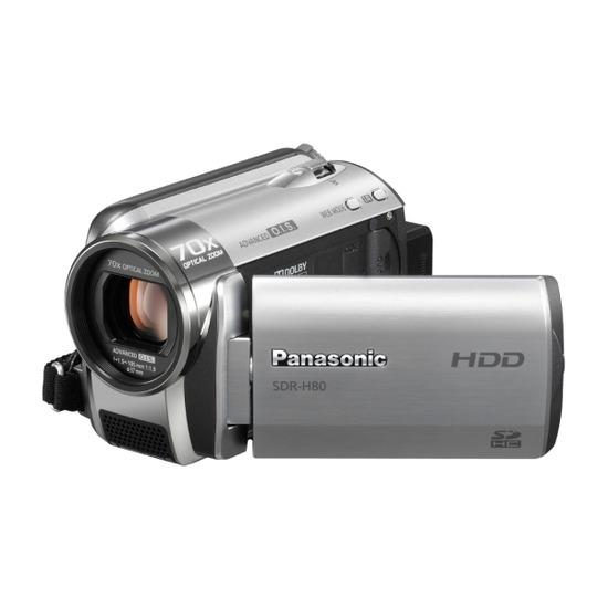 Panasonic SDR-H81