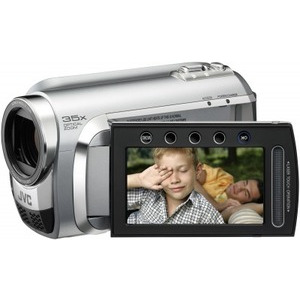 Photo of JVC GZ-MG630 Camcorder
