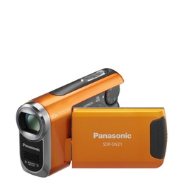 Panasonic SDR-SW21 Reviews