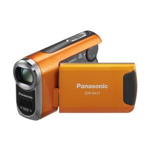 Photo of Panasonic SDR-SW21 Camcorder
