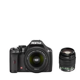 Pentax K-M with 18-55mm & 50-200mm lenses Reviews