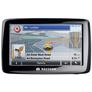 Photo of Navigon 2110 Max Satellite Navigation