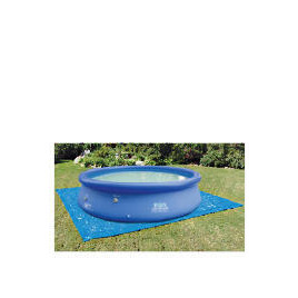 Polyplay 12Ft Square Ground Cloth For Pool Reviews