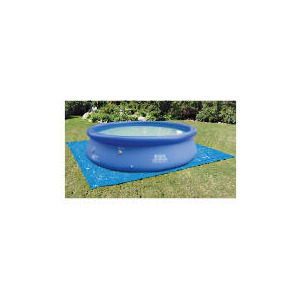 Photo of Polyplay 12FT Square Ground Cloth For Pool Paddling Pool