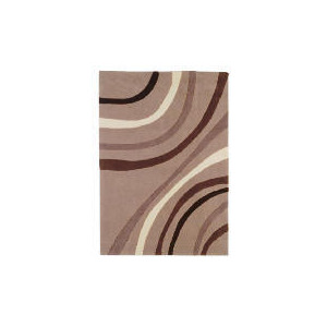 Photo of Tesco Waves Rug Natural 120X170CM Rug