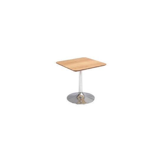 Mesa Side Table, Oak veneer