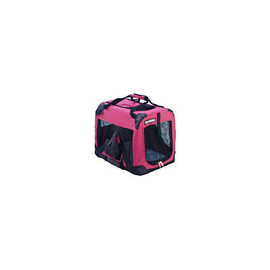 Fabric pet carrier small
