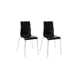 Photo of Pair Of Garda Chairs, Black Furniture