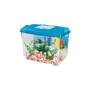 Photo of Spongebob Squarepants Complete Aquarium Home Miscellaneou