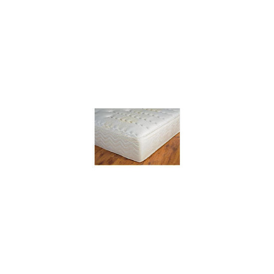 Silentnight Miracoil Pocket 3-Zone Memory Florida Double Mattress