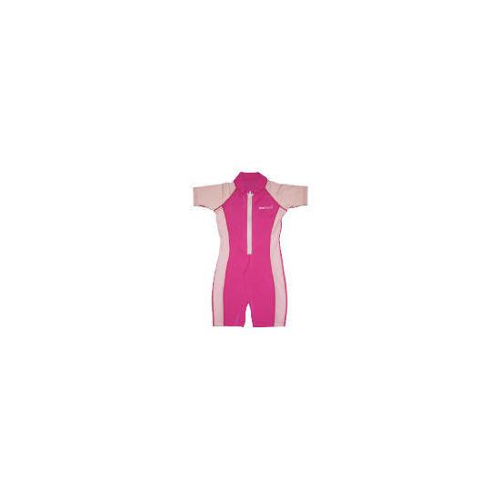 OB UV Shortie sun suit girls 3-4