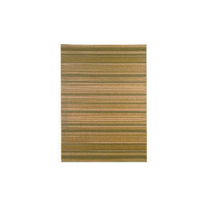Photo of Tesco Flatweave Stripes, 170X240CM, Green Rug