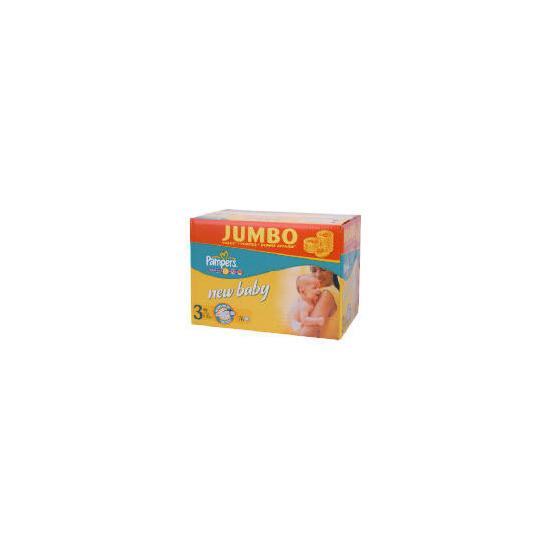 Pampers New Baby Jumbo Pack Midi 76