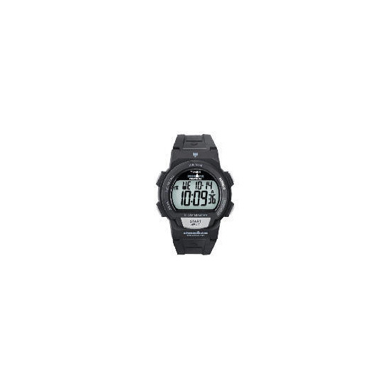 Timex Ironman Mens Black Watch