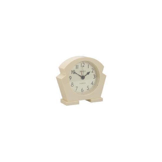 Jones & Co Jazz Cream Mantel Clock
