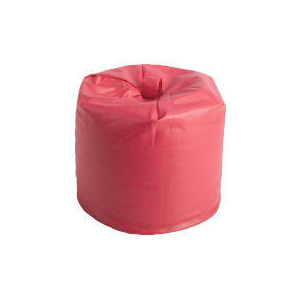 Photo of Kids Faux Leather Pink Beanbag Furniture