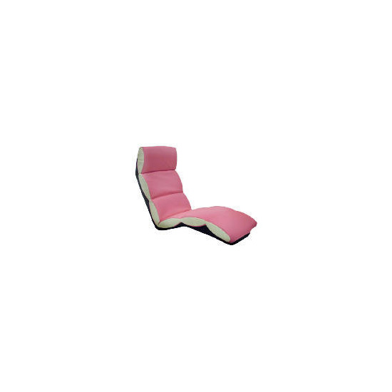 Crashpad, Pink & White