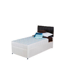 Silentnight Miracoil 3-Zone Montana Single Non Storage Divan Set Reviews
