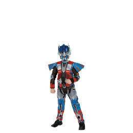 Transformers Optimus Prime Dress Up Age 3/4 Reviews