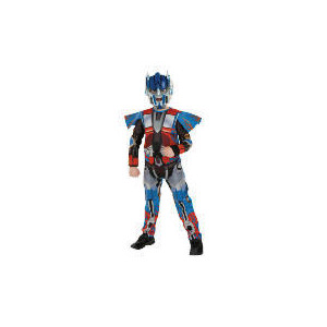 Photo of Transformers Optimus Prime Dress Up Age 3/4 Toy