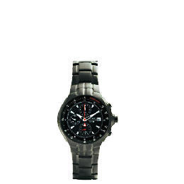 Pulsar Mens Black ION Plated Chronograph Watch Reviews