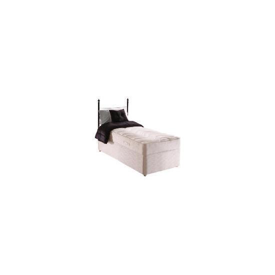 Sealy Posturepedic Silver Dream Single Non Storage Divan Set