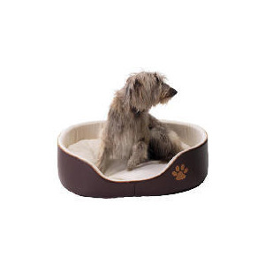 Photo of Faux Leather Dog Bed Large Home Miscellaneou
