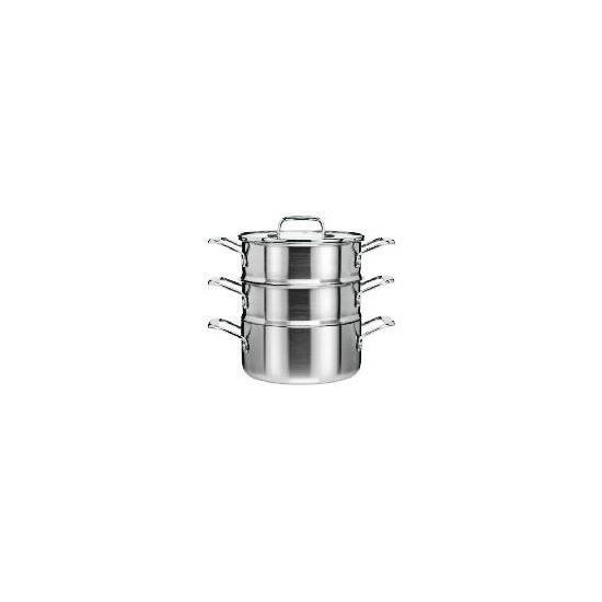 Professional 3 Tier Steamer Pan