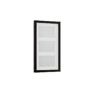 Photo of Tesco Block Frame Black 3 Aperture Home Miscellaneou