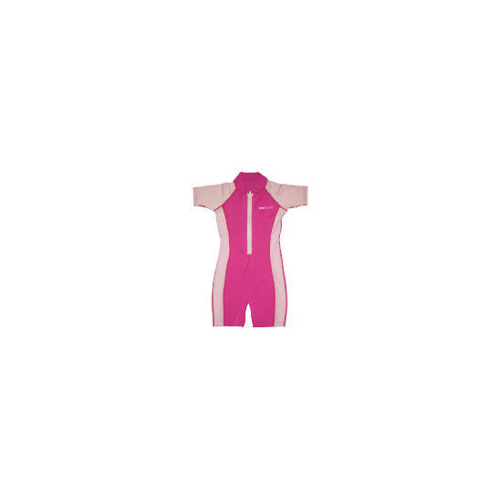 OB UV Shortie sun suit girls 7-8